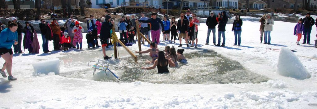 camp fitch polar bear plunge 2017