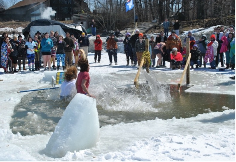 2021 erie pa polar bear plunge camp fitch